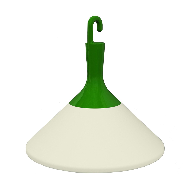 Außenleuchte Zelight - Polyethylenkunststoff - Grün, Driade
