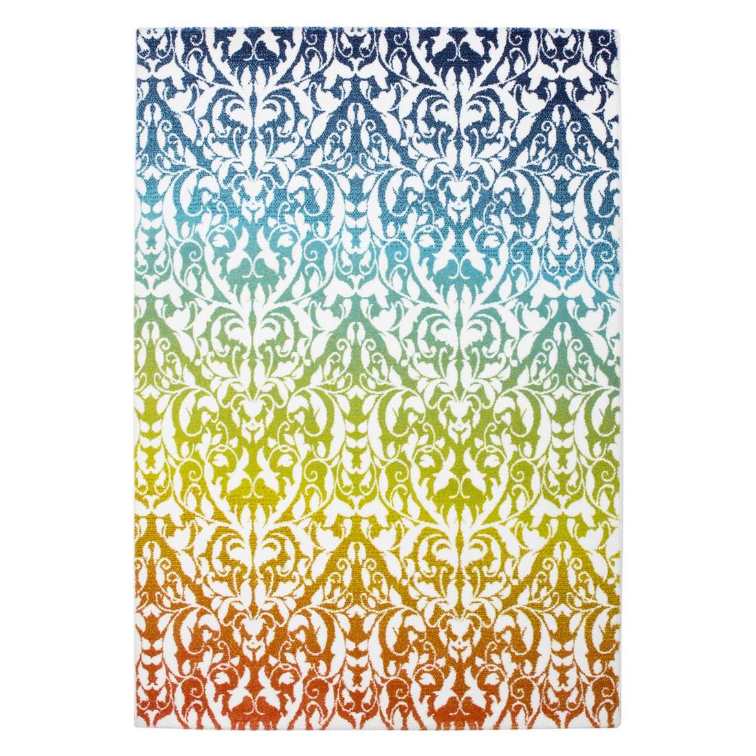 Teppich Aztec – Weiß/Grün – 80 x 150 cm, Obsession günstig