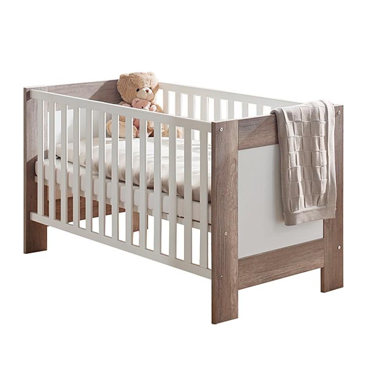 Lettino bimbo culla neonato set completo paracolpi piumone - Lettino attaccato al letto ...