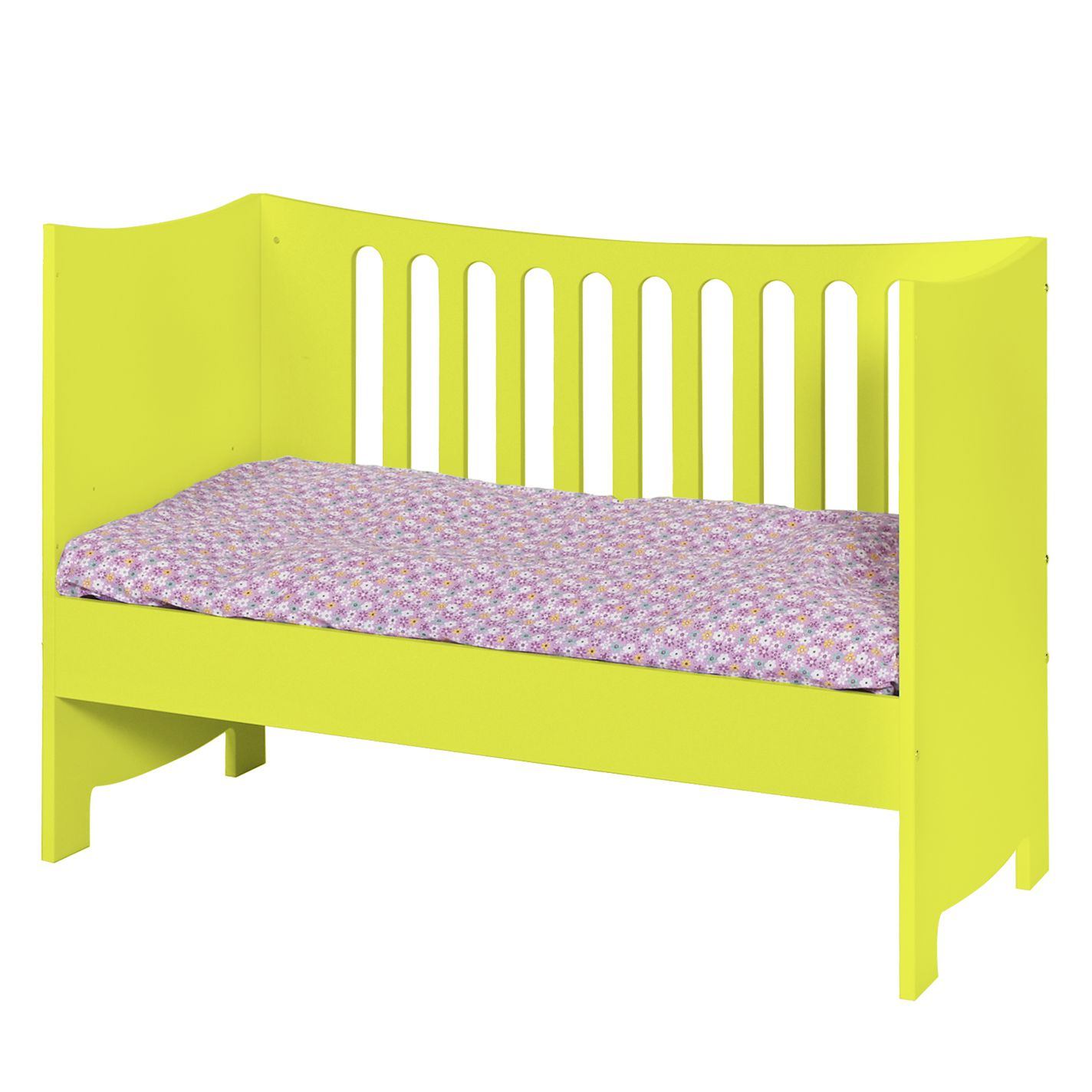 babybett loja gelb manis h m mai 00037 m bel8. Black Bedroom Furniture Sets. Home Design Ideas