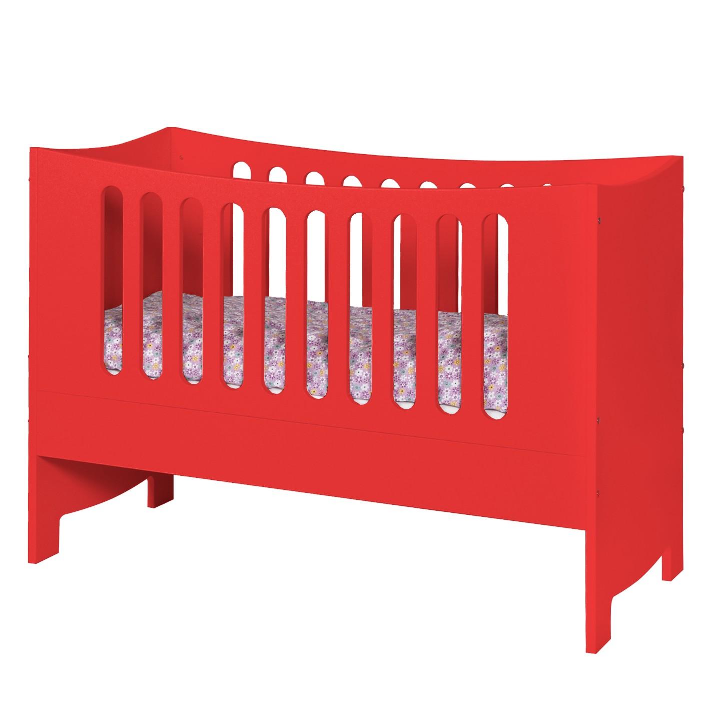 babybett loja rot manis h m mai 00035 m bel8. Black Bedroom Furniture Sets. Home Design Ideas