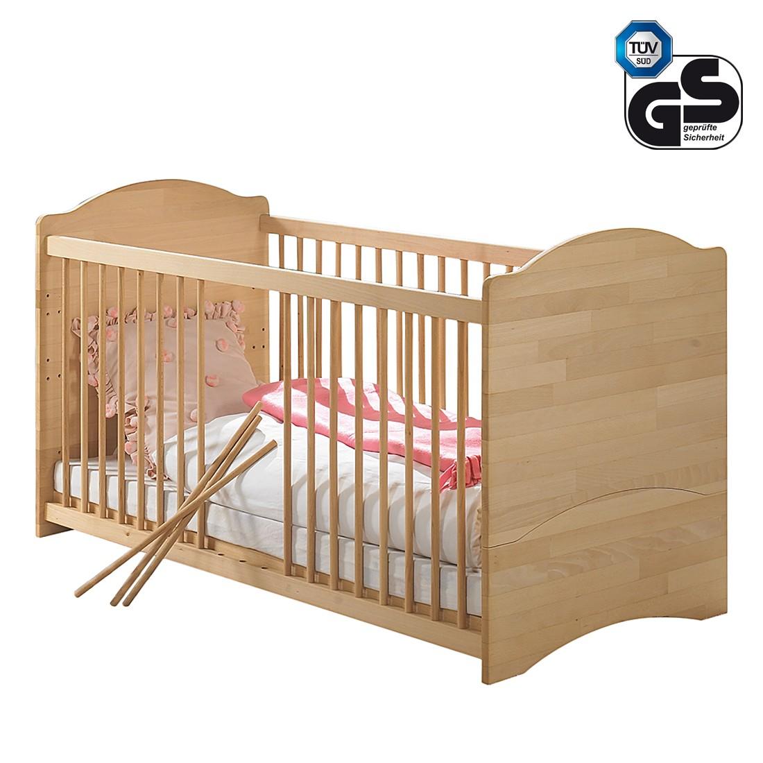 babybett massivholz preisvergleiche erfahrungsberichte. Black Bedroom Furniture Sets. Home Design Ideas
