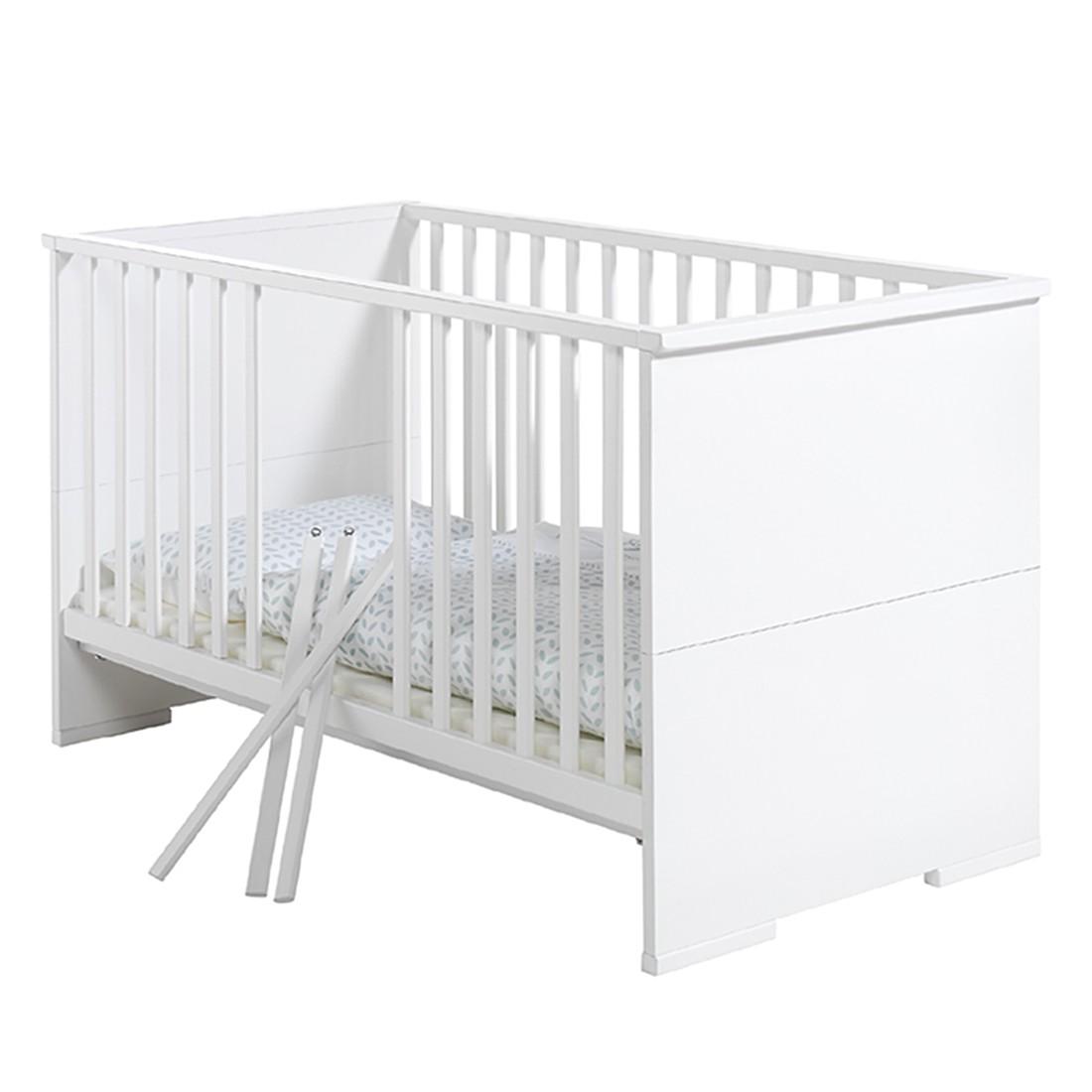 Babybett MILANO – Weiß, Schardt jetzt bestellen