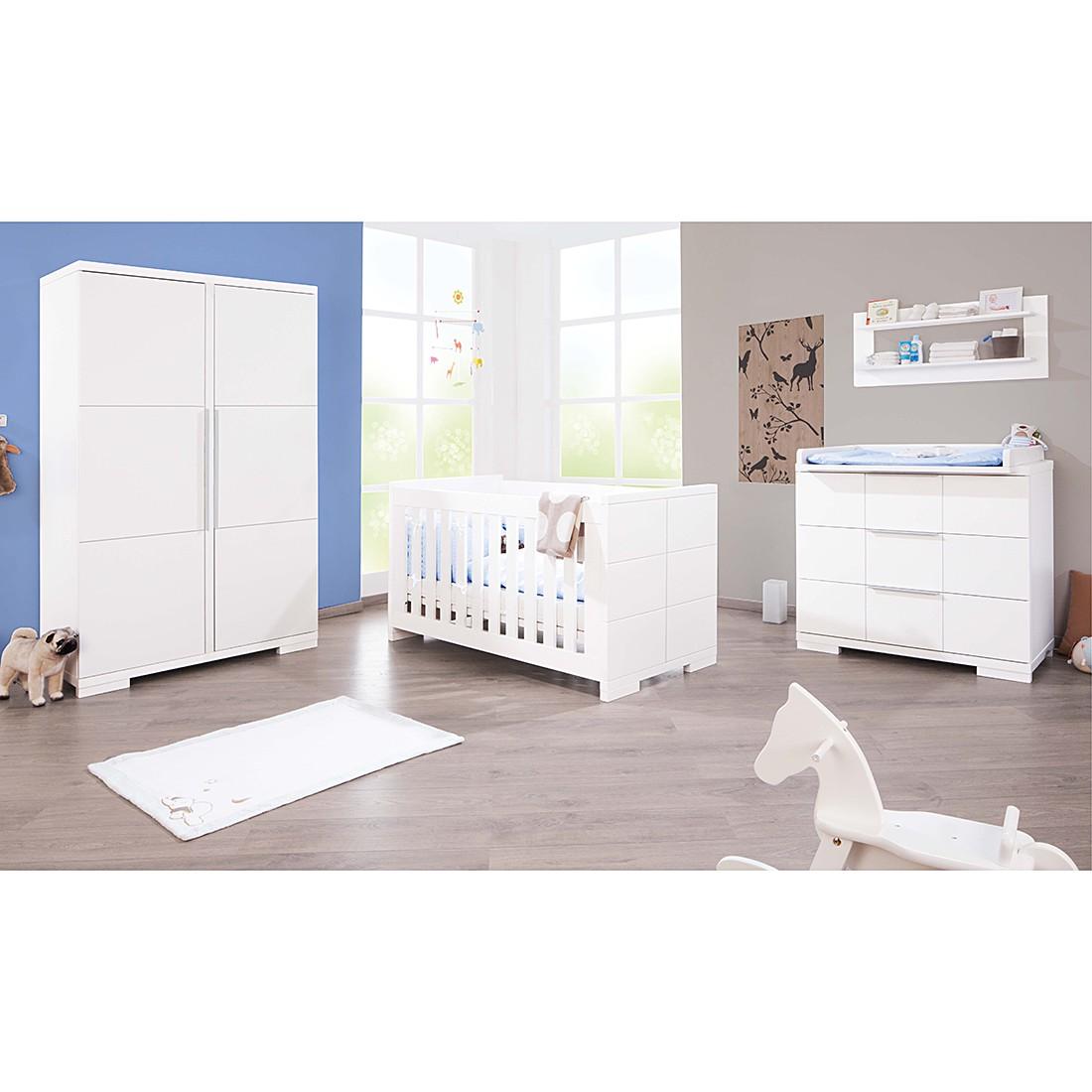 Babyzimmer Polar – Lack Weiß, Pinolino online bestellen