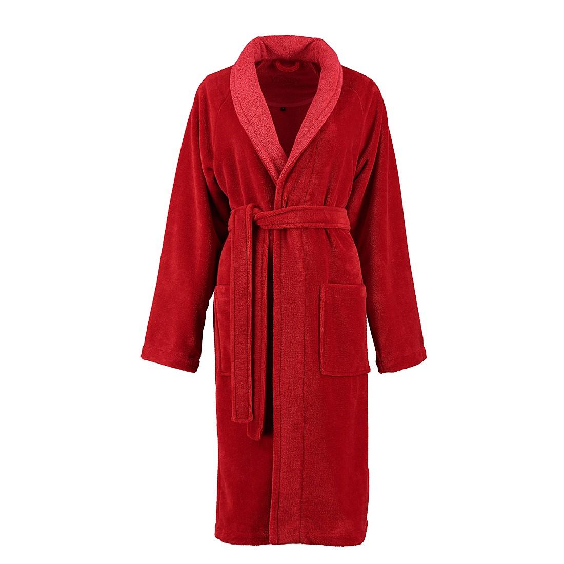 Bademäntel Damen Polly – Polyester/Viskose/Baumwolle – Purpur – XL, Vossen bestellen