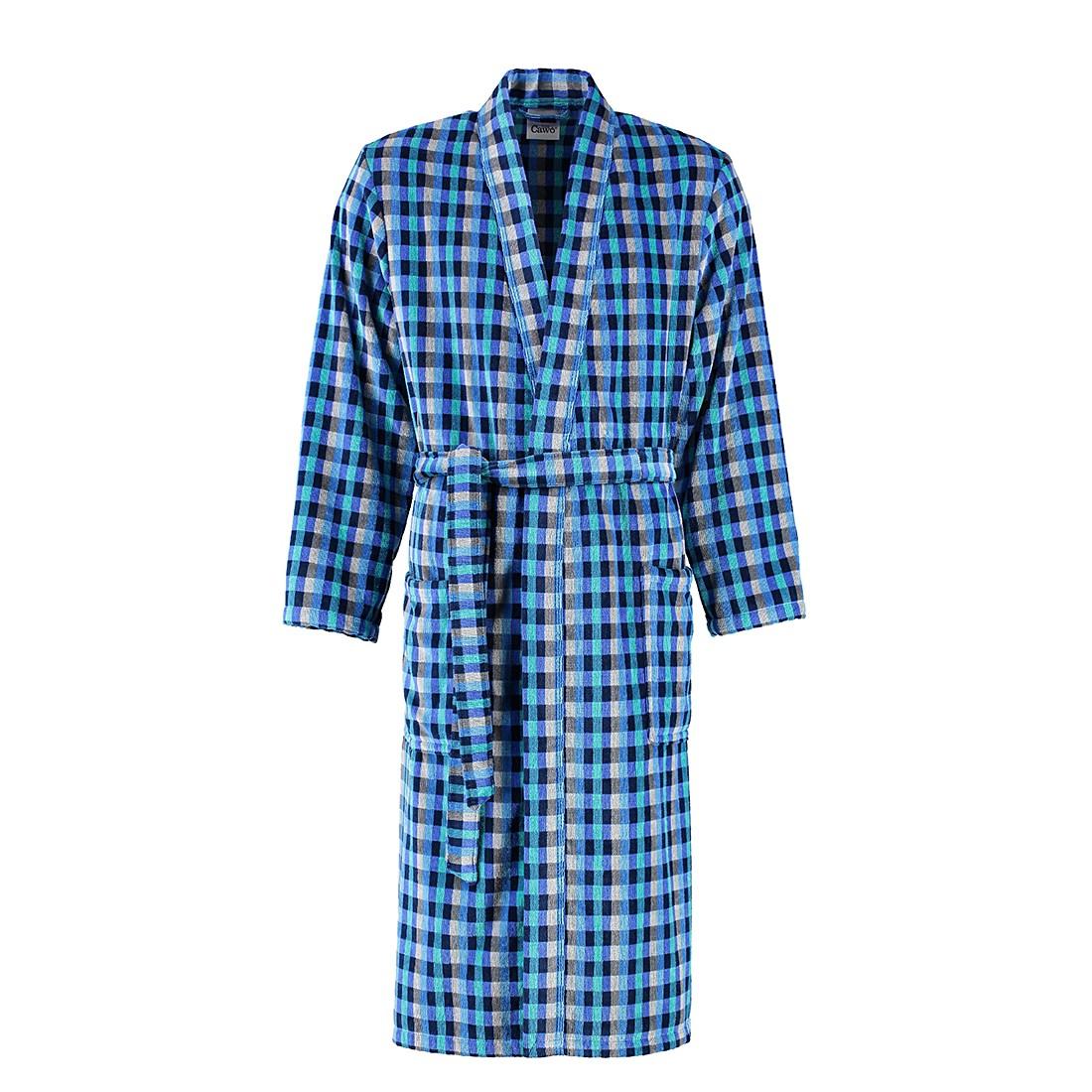 Bademäntel Herren 2842 – Baumwolle – Aqua – L, Cawö jetzt bestellen