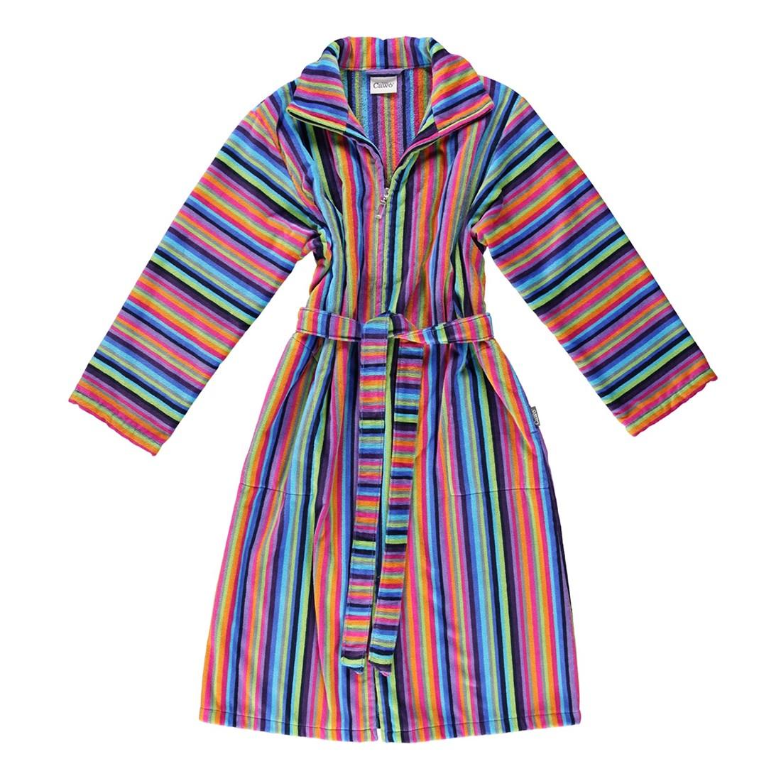 Bademantel 1456 – Damen – 100% Baumwolle multicolor – 14 – Größe: S, Cawö günstig online kaufen