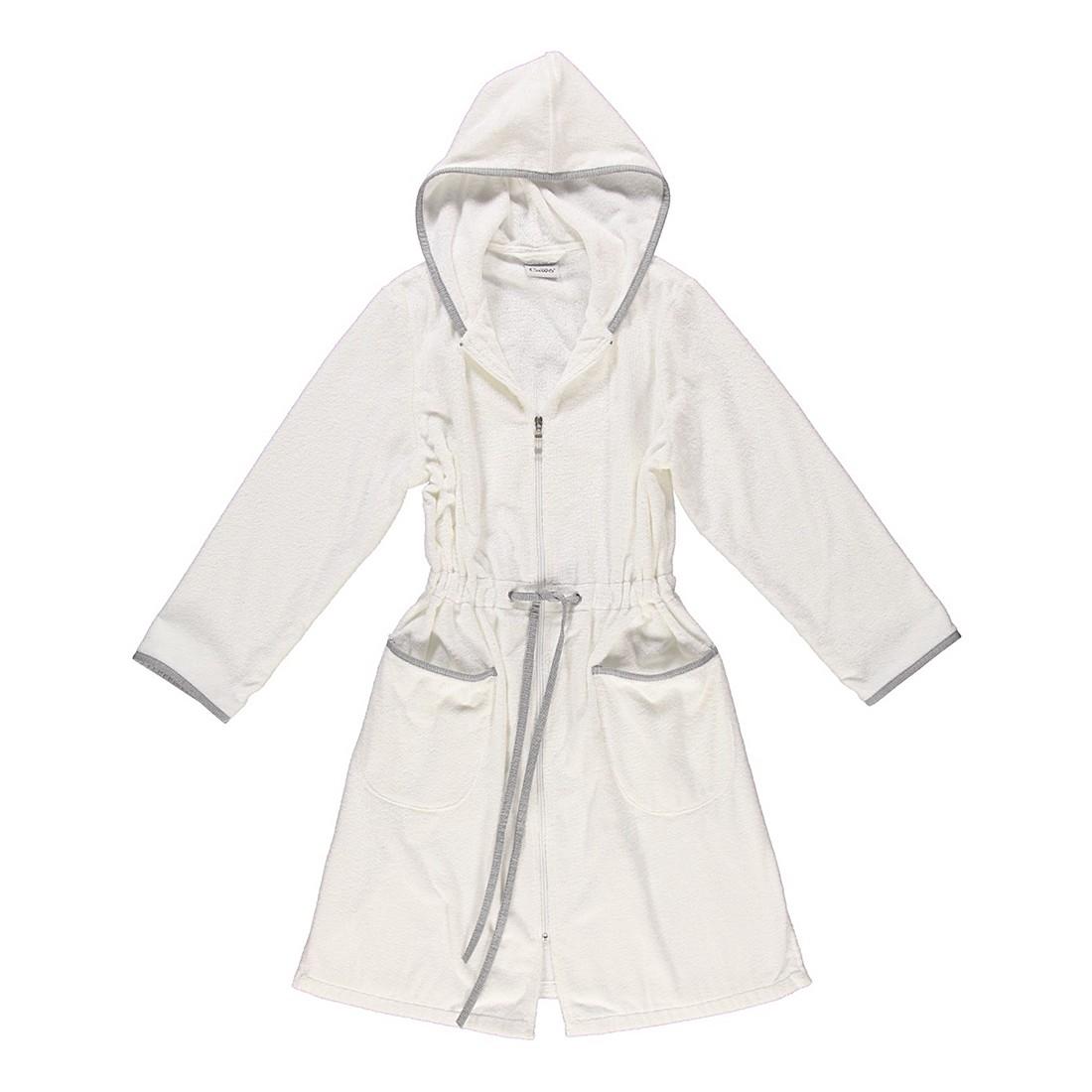 Bademantel 4103 – Damen – FRottier – 100% Baumwolle Weiß – 600 – Größe: S, Cawö günstig