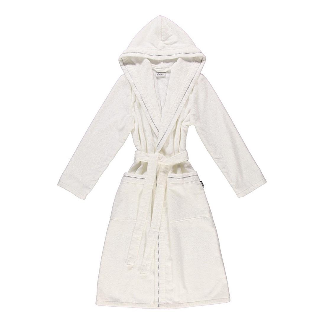 Bademantel 4110 – Damen – FRottier – 100% Baumwolle Weiß – 600 – Größe: S, Cawö online bestellen