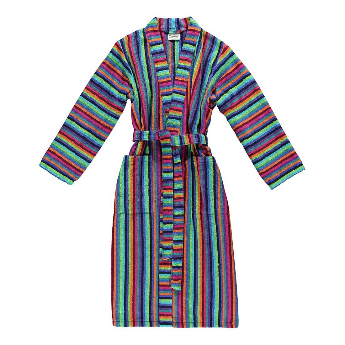 Bademantel 7048 – Damen – FRottier – 100% Baumwolle multicolor – 84 – Größe: XS, Cawö jetzt kaufen