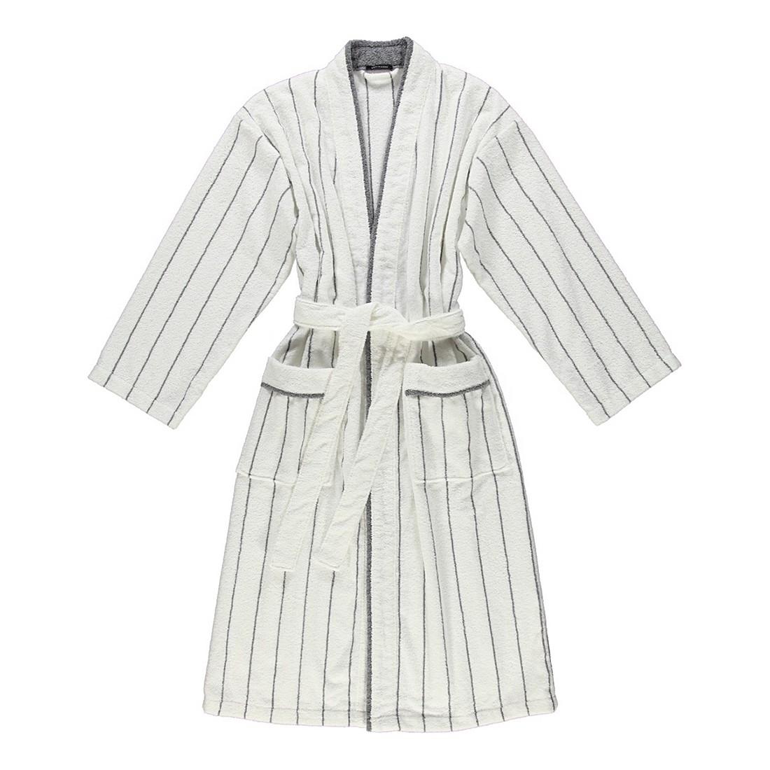 Bademantel Basic – Herren – FRottier – 100% Baumwolle Weiß – 100 – Größe: XL, Schiesser günstig online kaufen