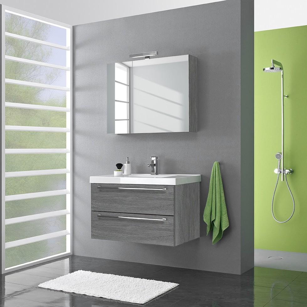 Badezimmer-Set Kodiak (5-teilig) - Graphit, Pelipal
