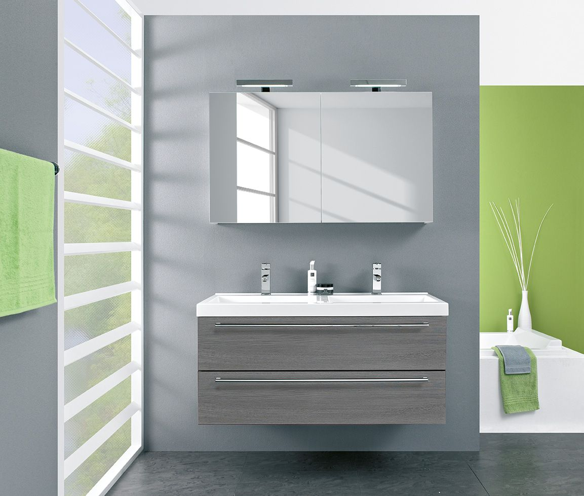Badezimmer-Set Kodiak (7-teilig) - Graphit, Pelipal
