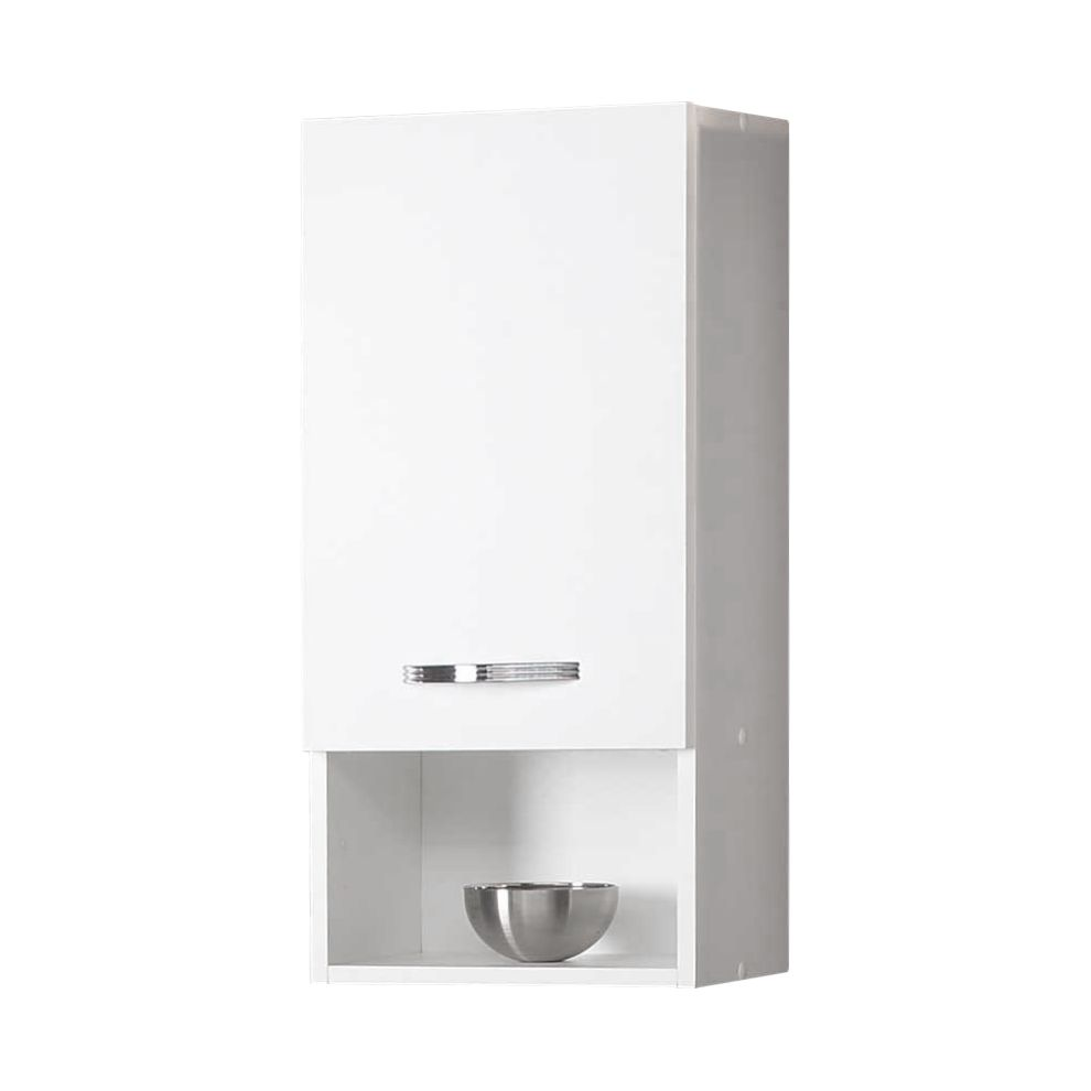 Badezimmerhängeschrank Figureras – Weiß, MüllerMöbel günstig
