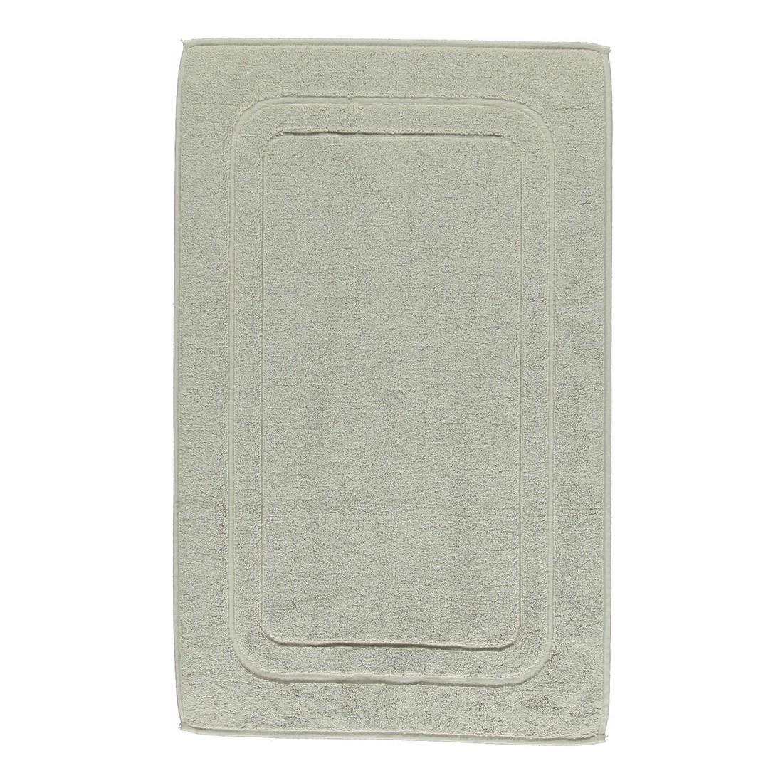badteppich 100 baumwolle silber 775 caw g nstig online kaufen. Black Bedroom Furniture Sets. Home Design Ideas