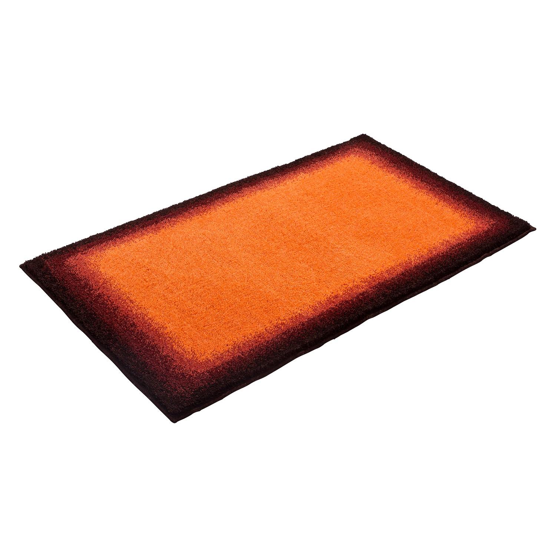 badteppich avalon orange 70 x 120 cm grund m bg 001786 m bel8. Black Bedroom Furniture Sets. Home Design Ideas
