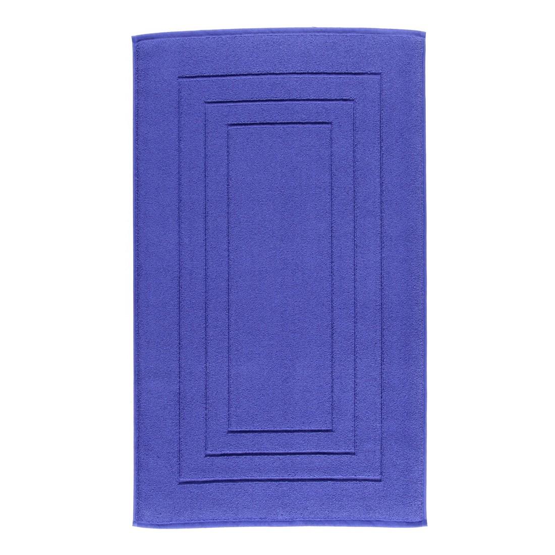 Badteppich Calypso Feeling – 100% Baumwolle reflex blue – 479 – Abmessungen: 60 x 60 cm, Vossen günstig online kaufen