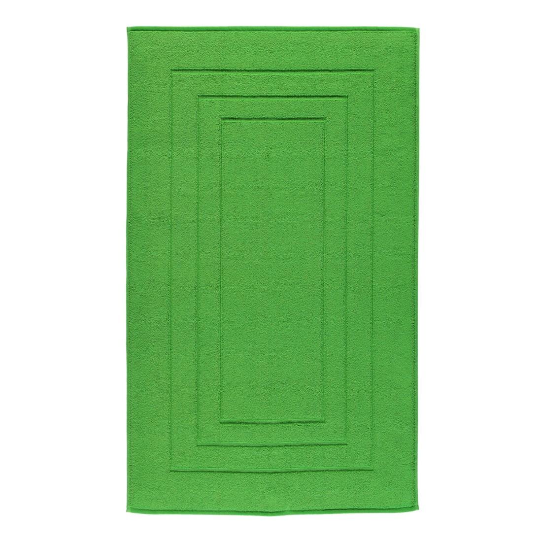 Badteppich Calypso Feeling – 100% Baumwolle valley green – 565 – 60 x 60 cm, Vossen günstig bestellen