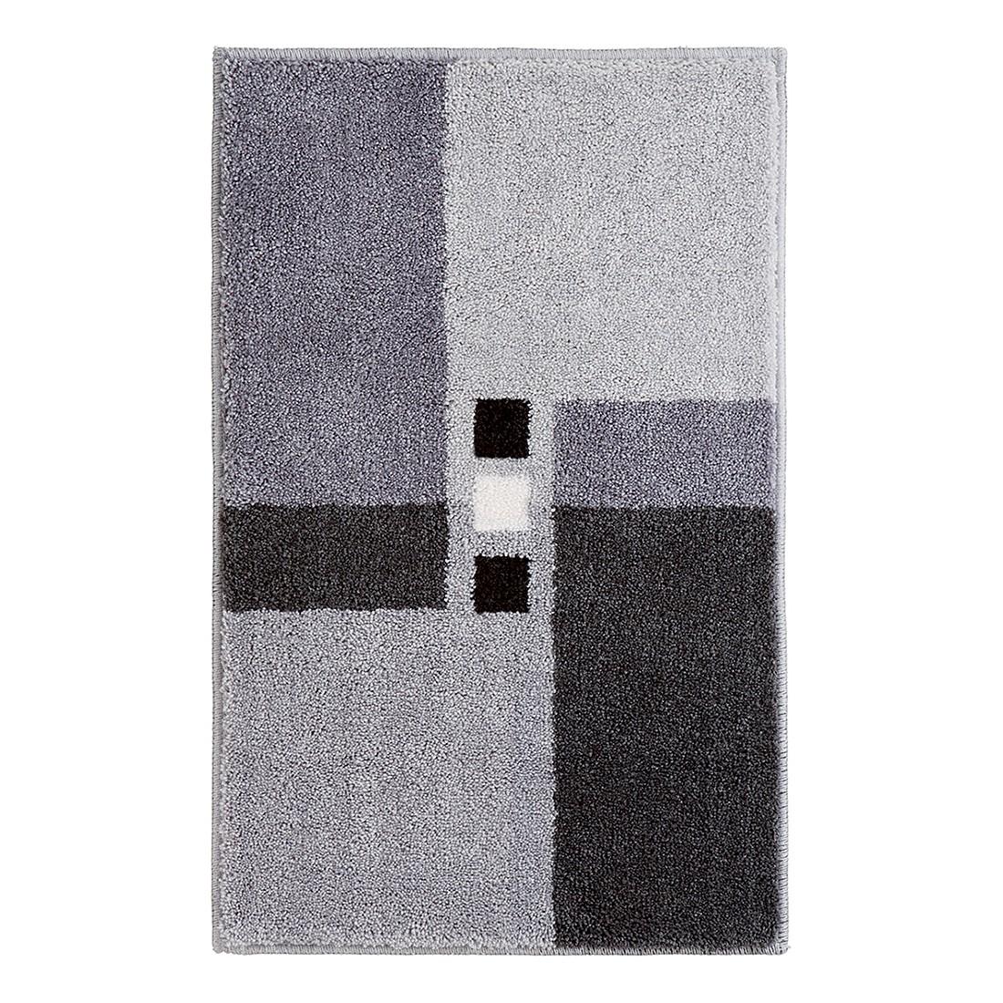 Badteppich Canton – Grau – Set 3-tlg., Grund günstig kaufen