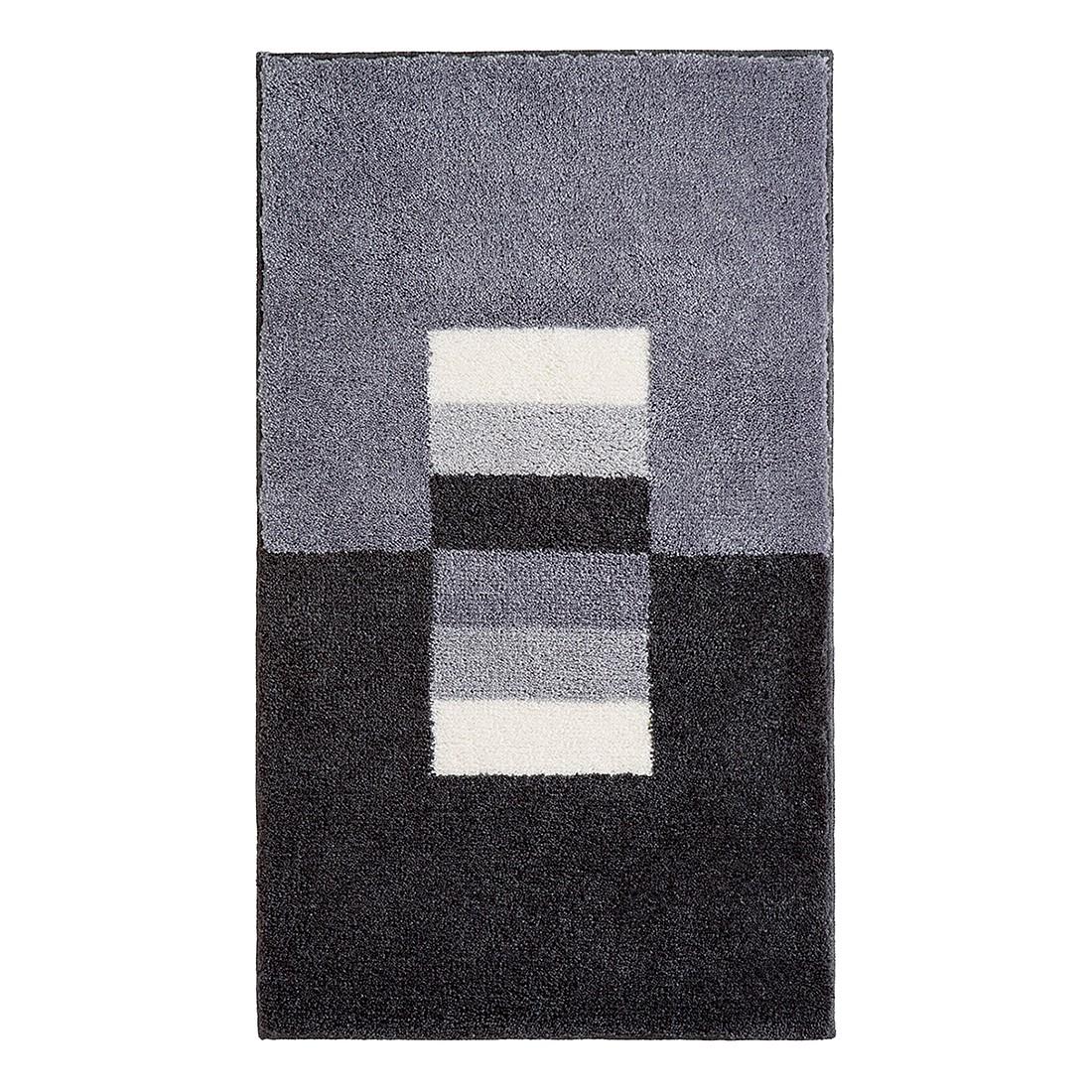 badteppich capri grau gr e 60 x 90 cm grund g nstig kaufen. Black Bedroom Furniture Sets. Home Design Ideas