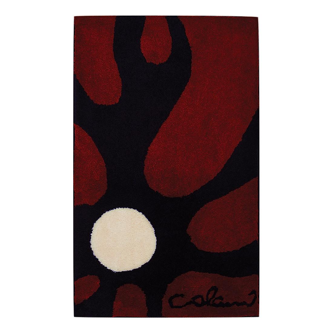Badteppich Colani 12 – Rot – WC-Vorlage: 60 x 60 cm, Colani kaufen