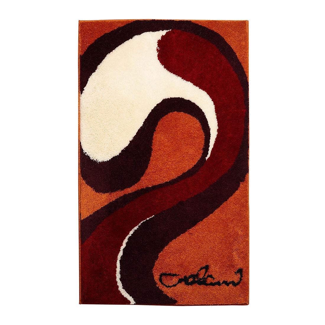 Badteppich Colani 7B – Orange – Größe: 150 x 80 cm, Colani jetzt bestellen