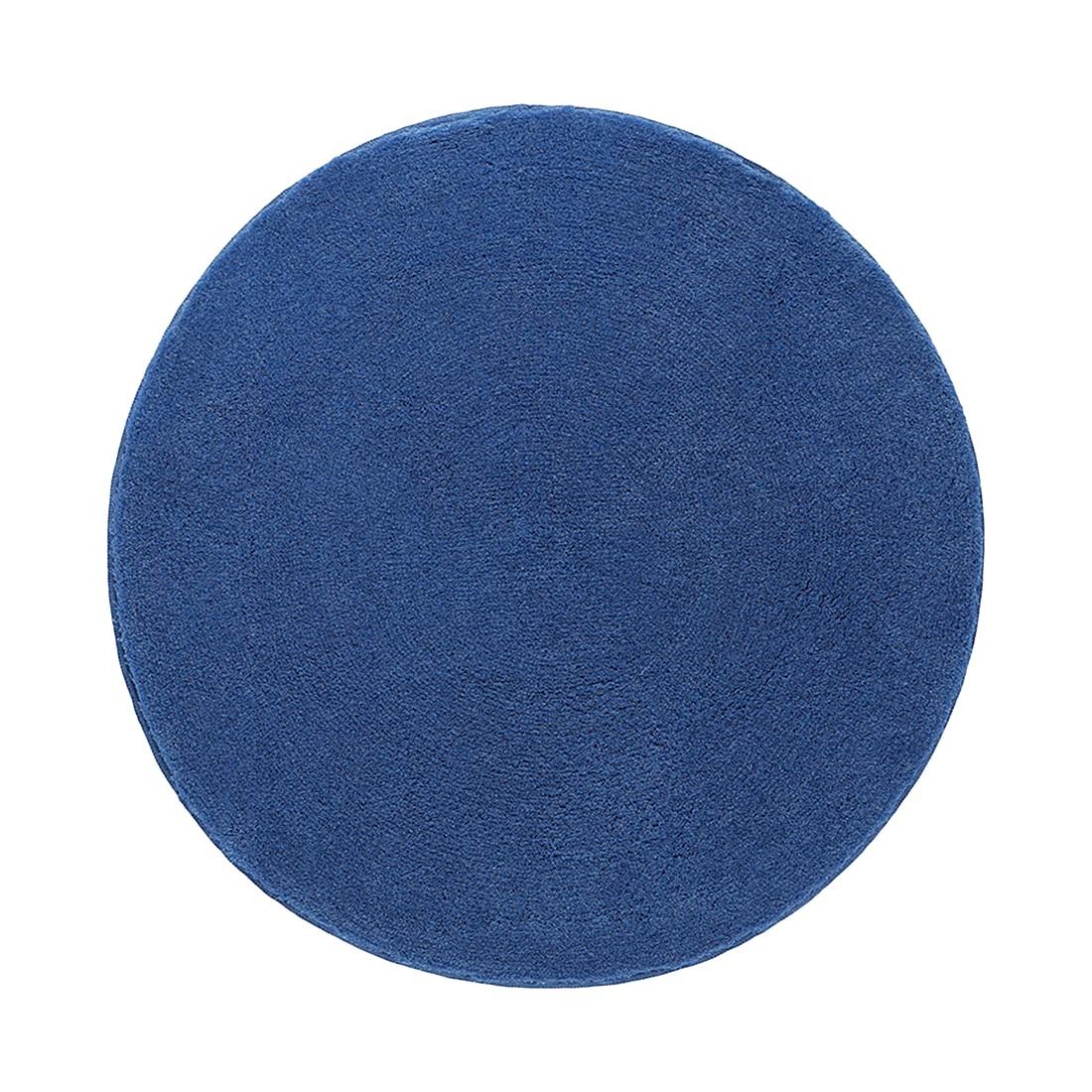 Badteppich Comfort -Blau – Rund, Grund online kaufen
