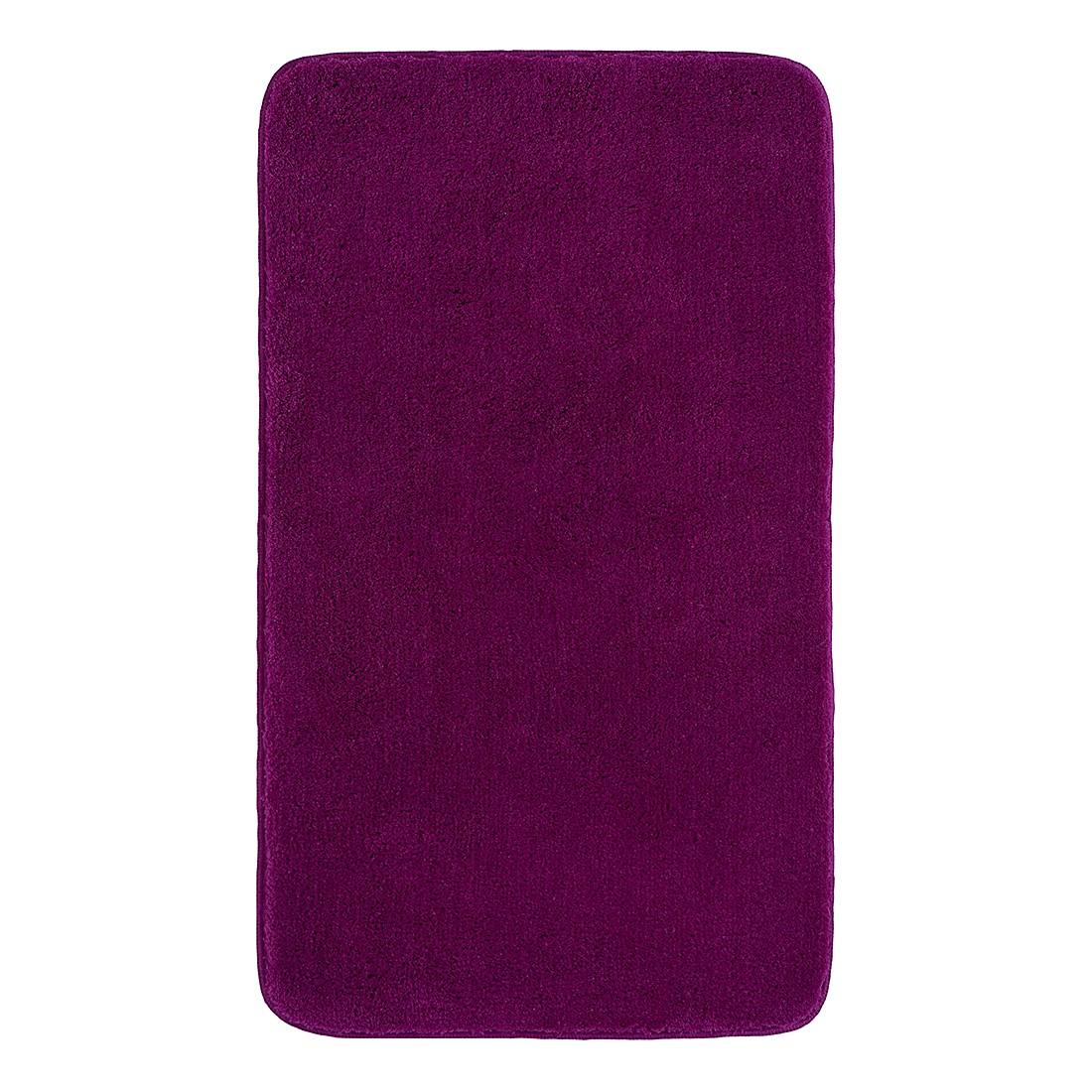 Badteppich Comfort – Purpur – Größe: 150 x 80 cm, Grund bestellen