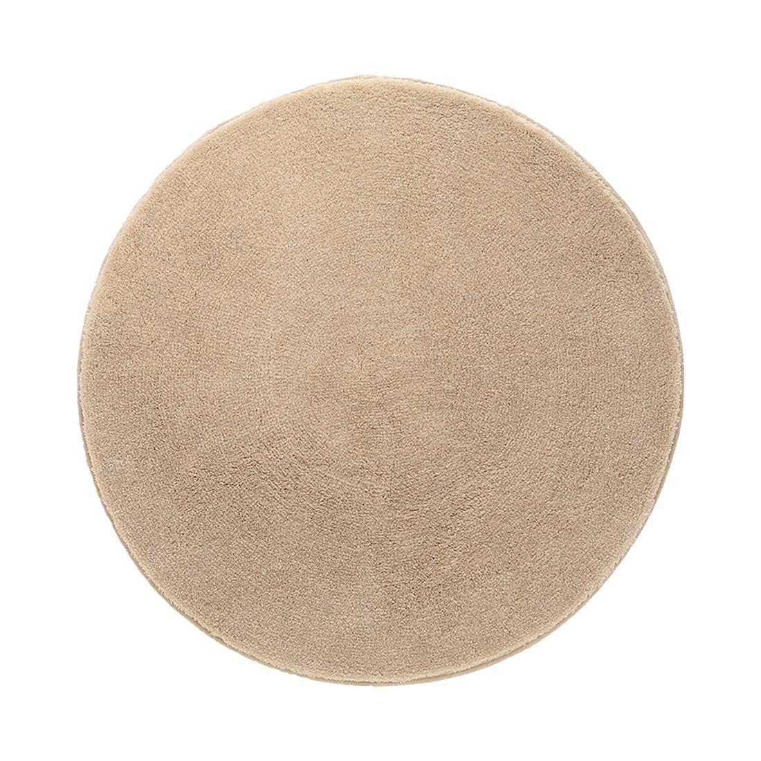 Badteppich Comfort -Sand - Rund, Grund
