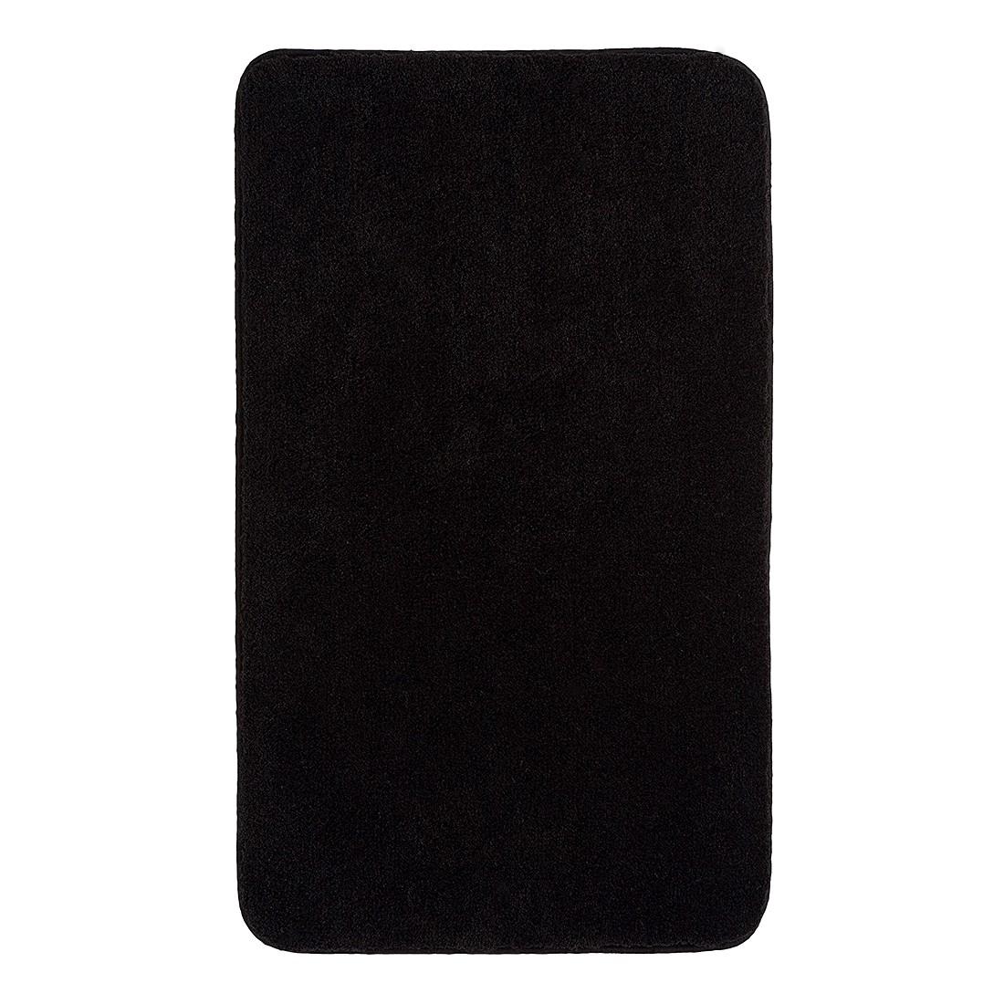Badteppich Comfort – Schwarz – WC-Vorlage ohne Ausschnitt, Grund online bestellen
