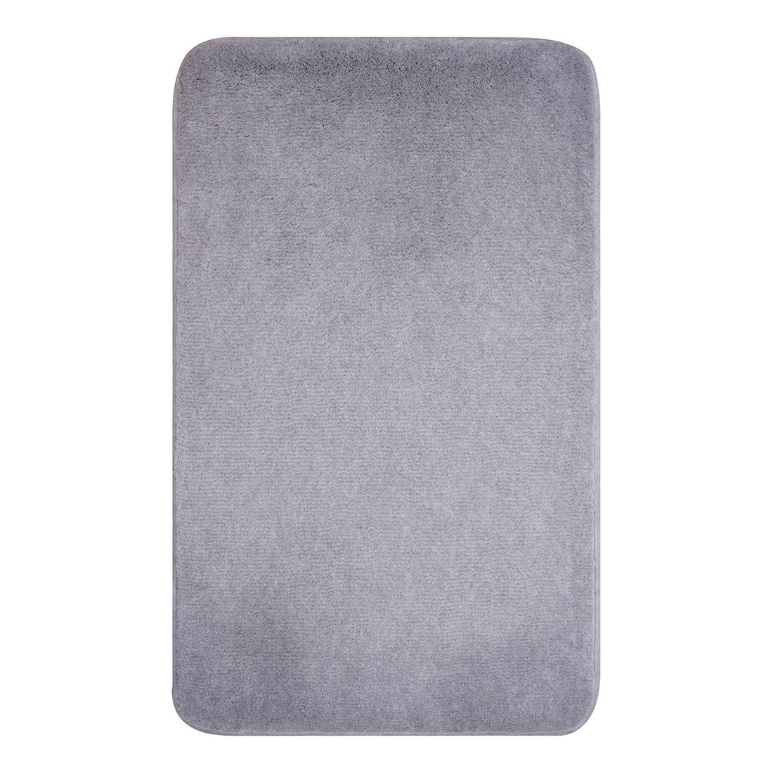 Badteppich Comfort – Silber – Größe: 150 x 80 cm, Grund online kaufen