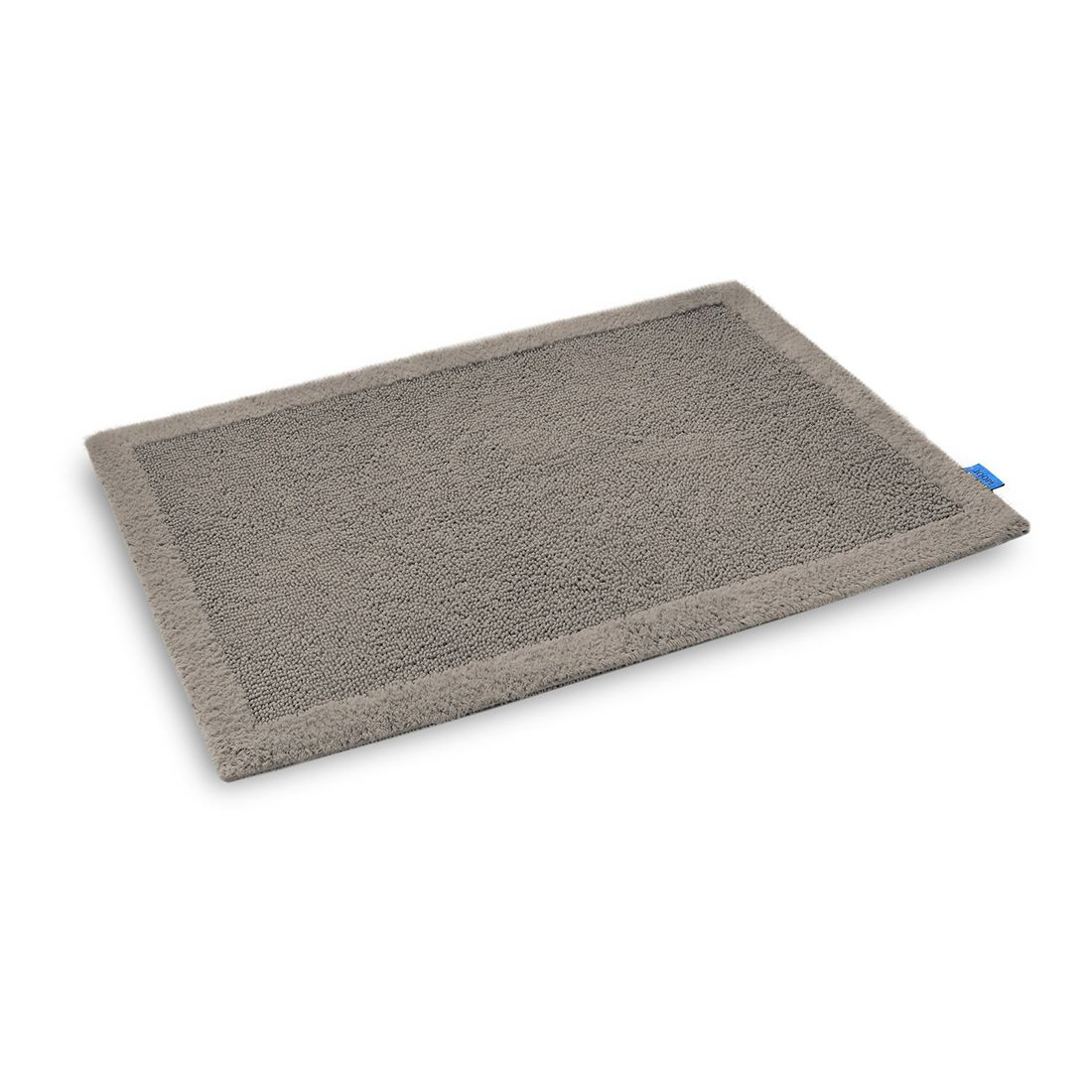 Badteppich Cotton Classic – 100% Baumwolle Basalt – 334 – 50 x 60 cm, Joop günstig bestellen