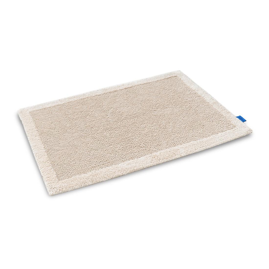 Badteppich Cotton Classic – 100% Baumwolle Natur – 020 – 70 x 120 cm, Joop jetzt bestellen