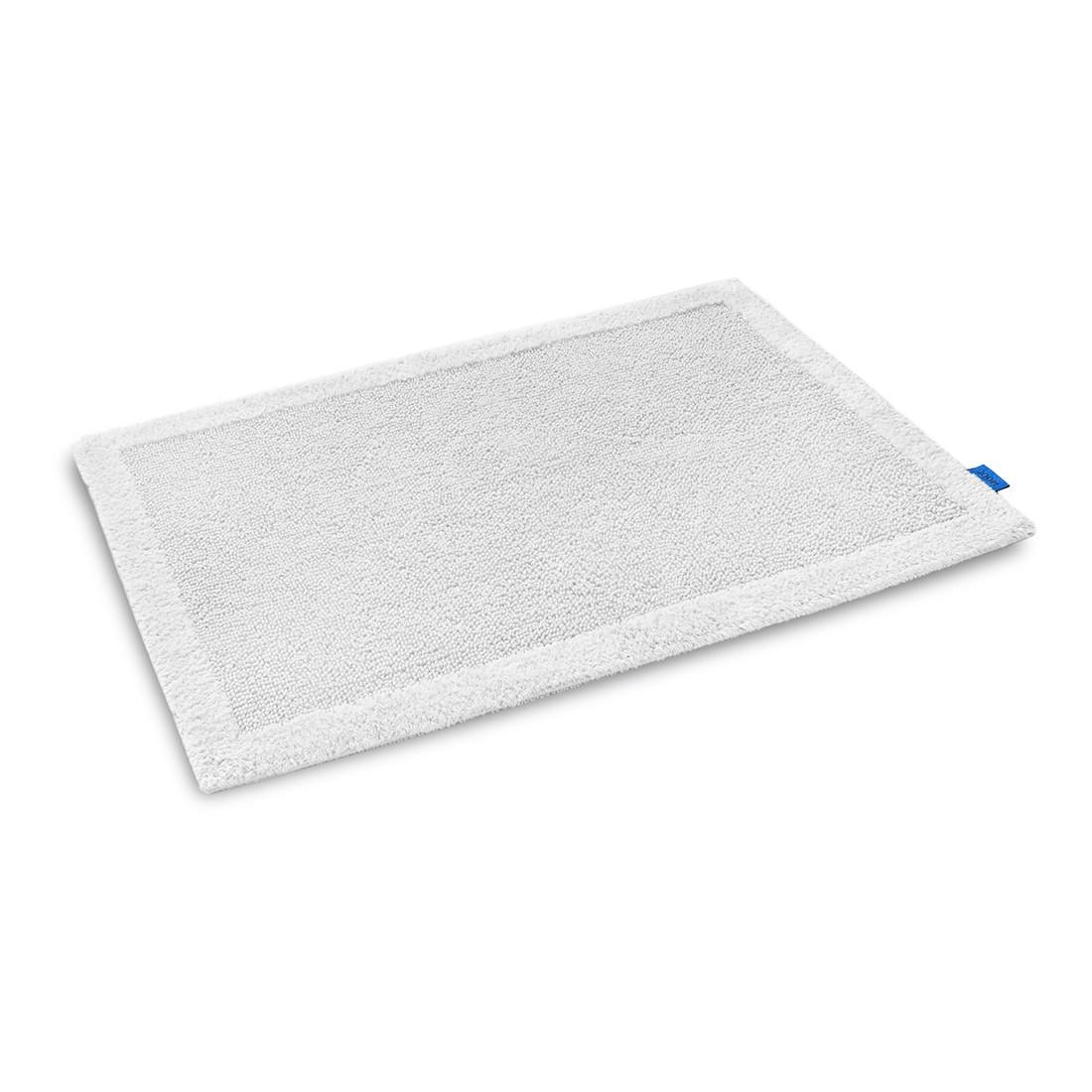 Badteppich Cotton Classic – 100% Baumwolle Weiß – 001 – 60 x 90 cm, Joop online kaufen