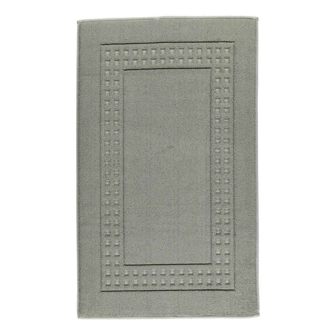 Badteppich Country – 100% Baumwolle pepple- Stone/ivory – 065 – Abmessungen: 60 x 100 cm, Vossen günstig bestellen