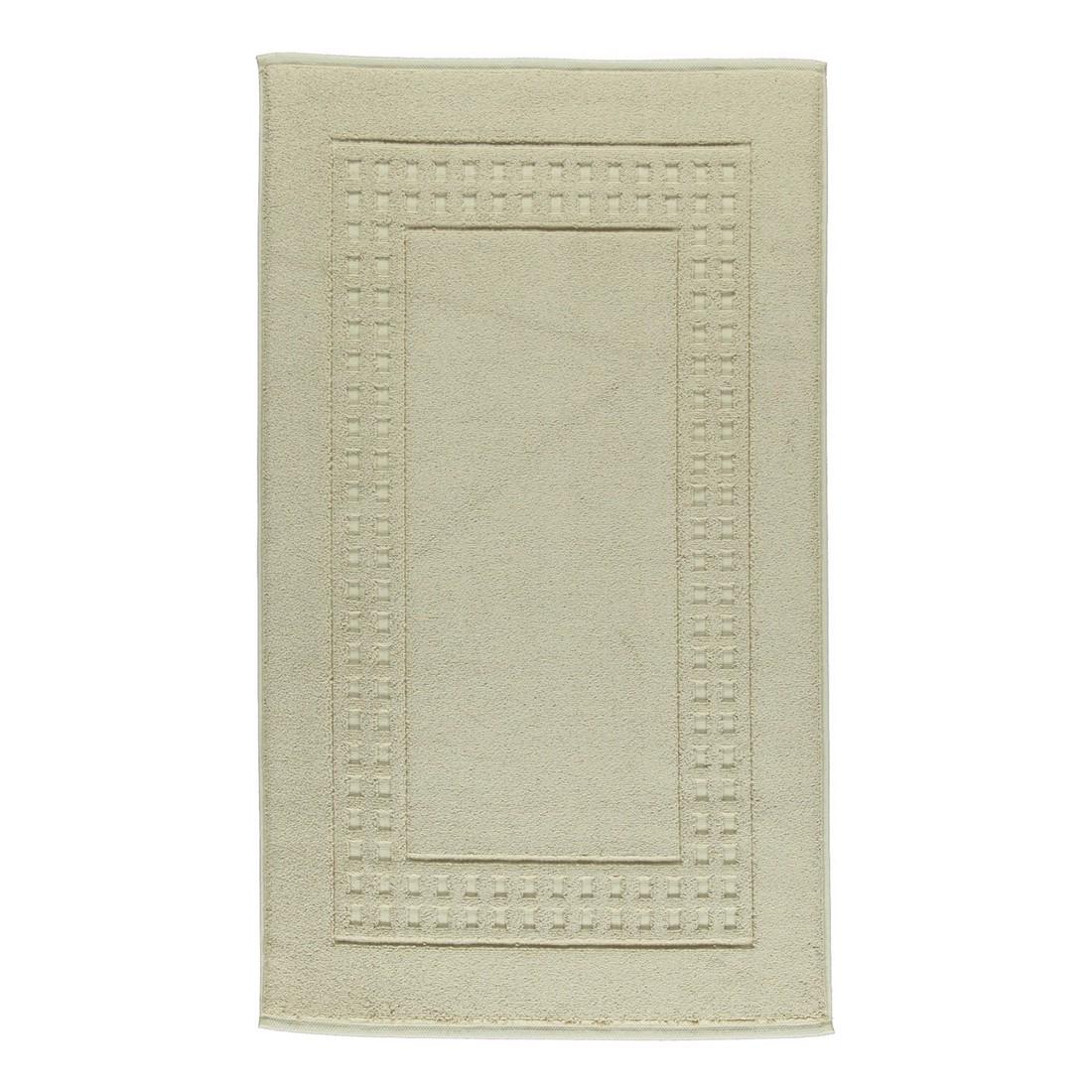 Badteppich Country – 100% Baumwolle tibet/ivory – 061 – Abmessungen: 60 x 100 cm, Vossen günstig online kaufen