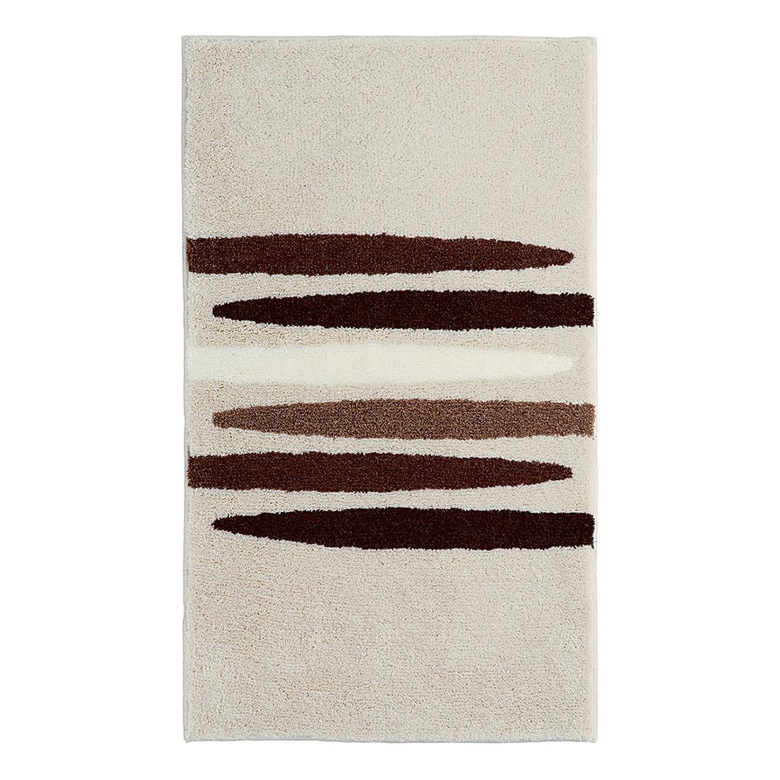 Badteppich Doro – Beige – Größe: 60 x 100 cm, Grund online kaufen