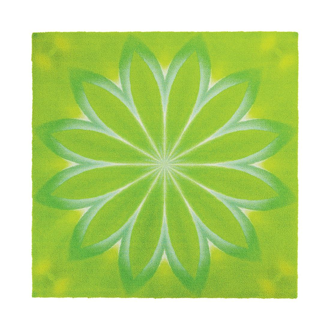 Teppich Kraft der Natur – 120 x 120 cm, Grund günstig online kaufen