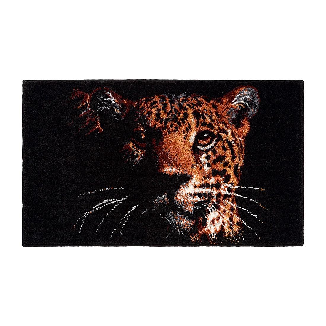 Badteppich Leo – Schwarz – Größe: 120 x 70 cm, Grund kaufen