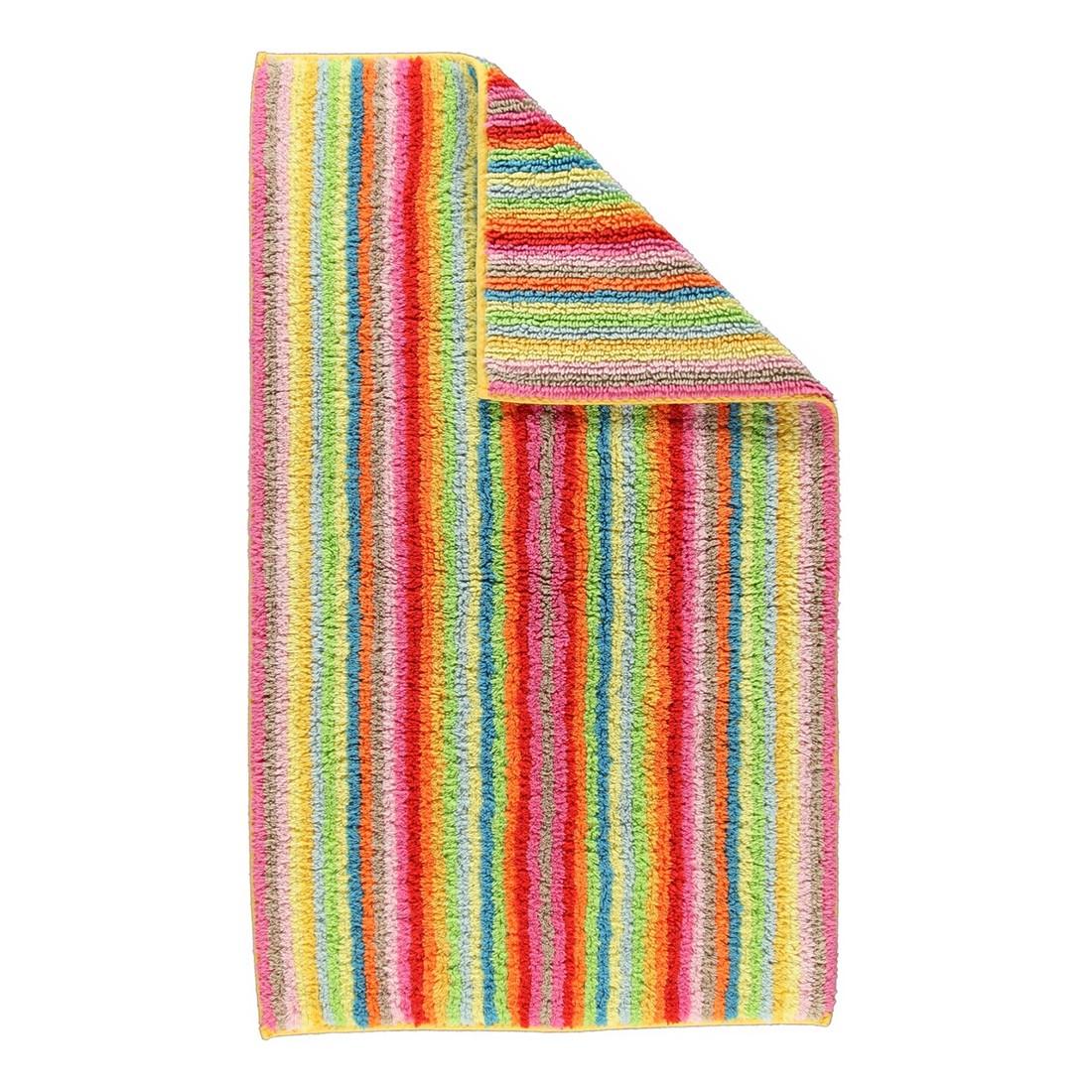 Badteppich Life Style – 100% Baumwolle multicolor – 25 – 60 x 60 cm, Cawö günstig bestellen