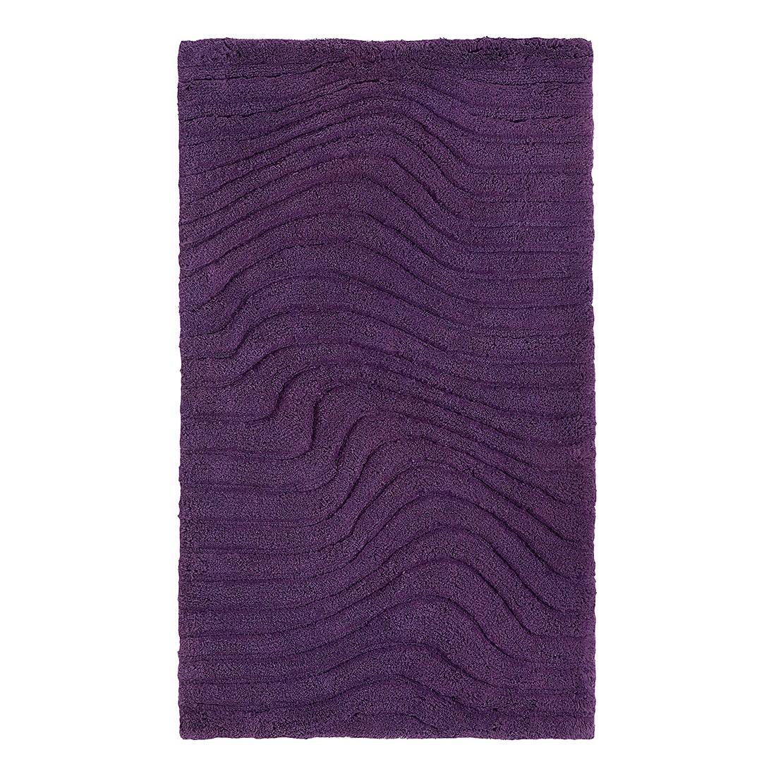 Badteppich Marea – Pflaume – Größe: 120 x 70 cm, Grund kaufen