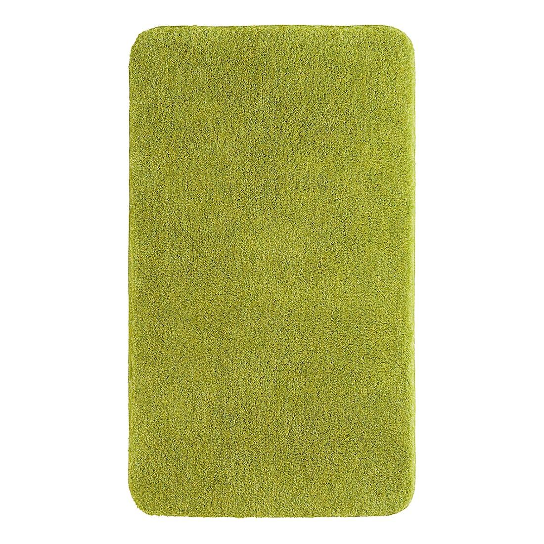 Badteppich Melos – Grün – Größe: 80 x 140 cm, Grund online bestellen