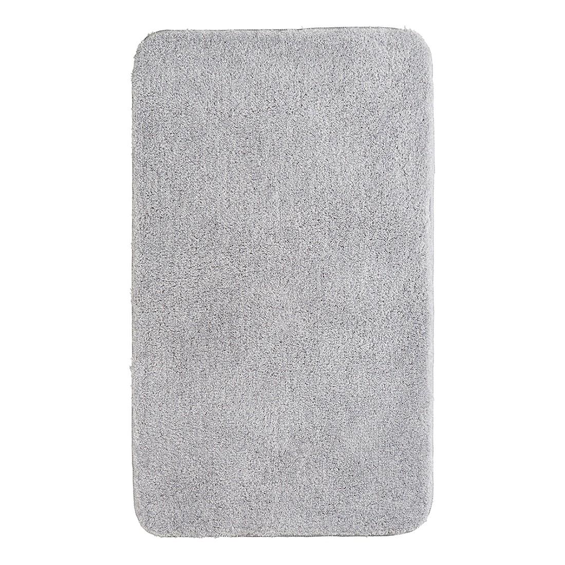 badteppich melos silber wc vorlage ohne ausschnitt grund jetzt kaufen. Black Bedroom Furniture Sets. Home Design Ideas