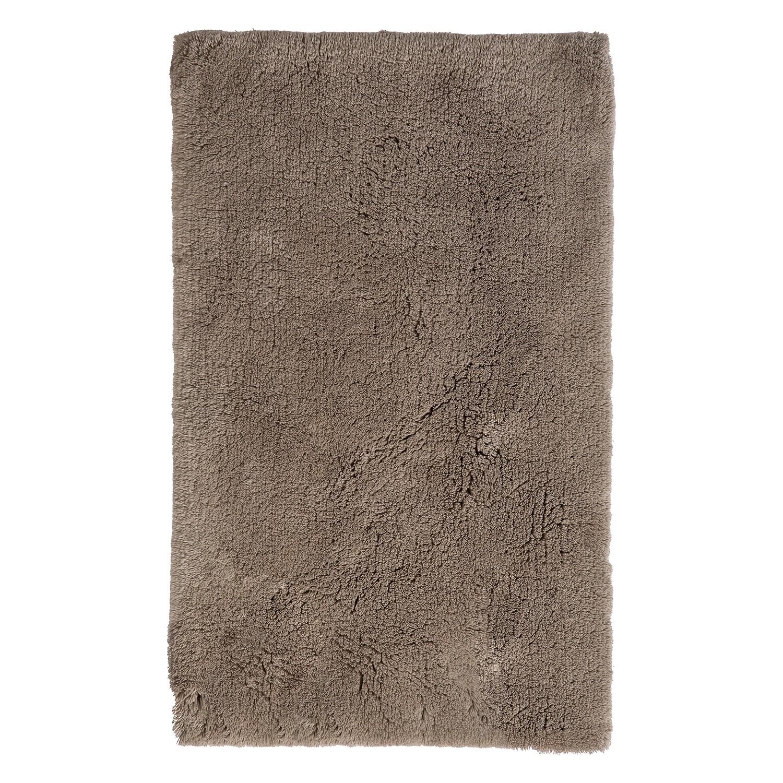 Badteppich Namo - Taupe - 70 x 120 cm, Grund