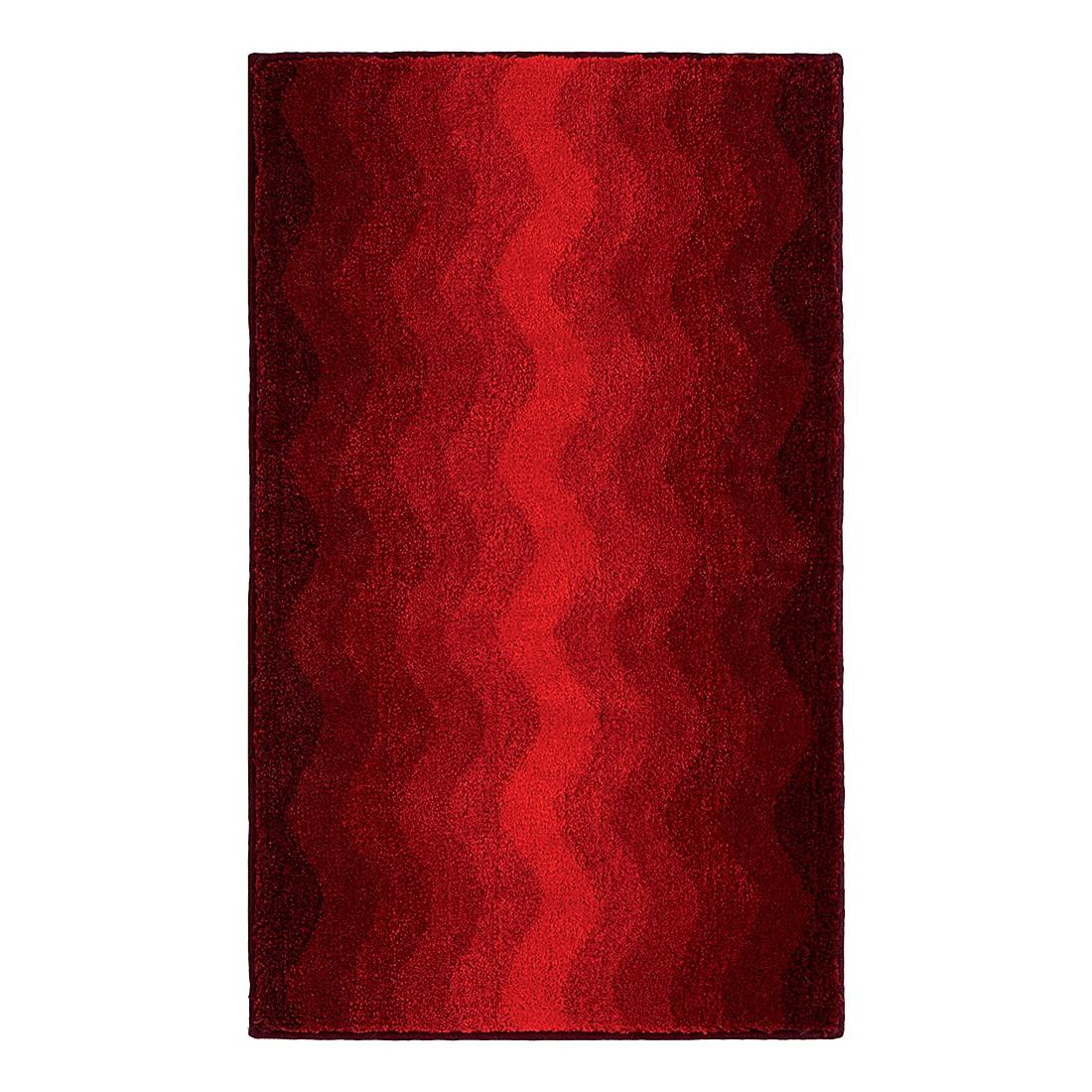 Badteppich Presto – Rot – Größe: 120 x 70 cm, Grund jetzt kaufen