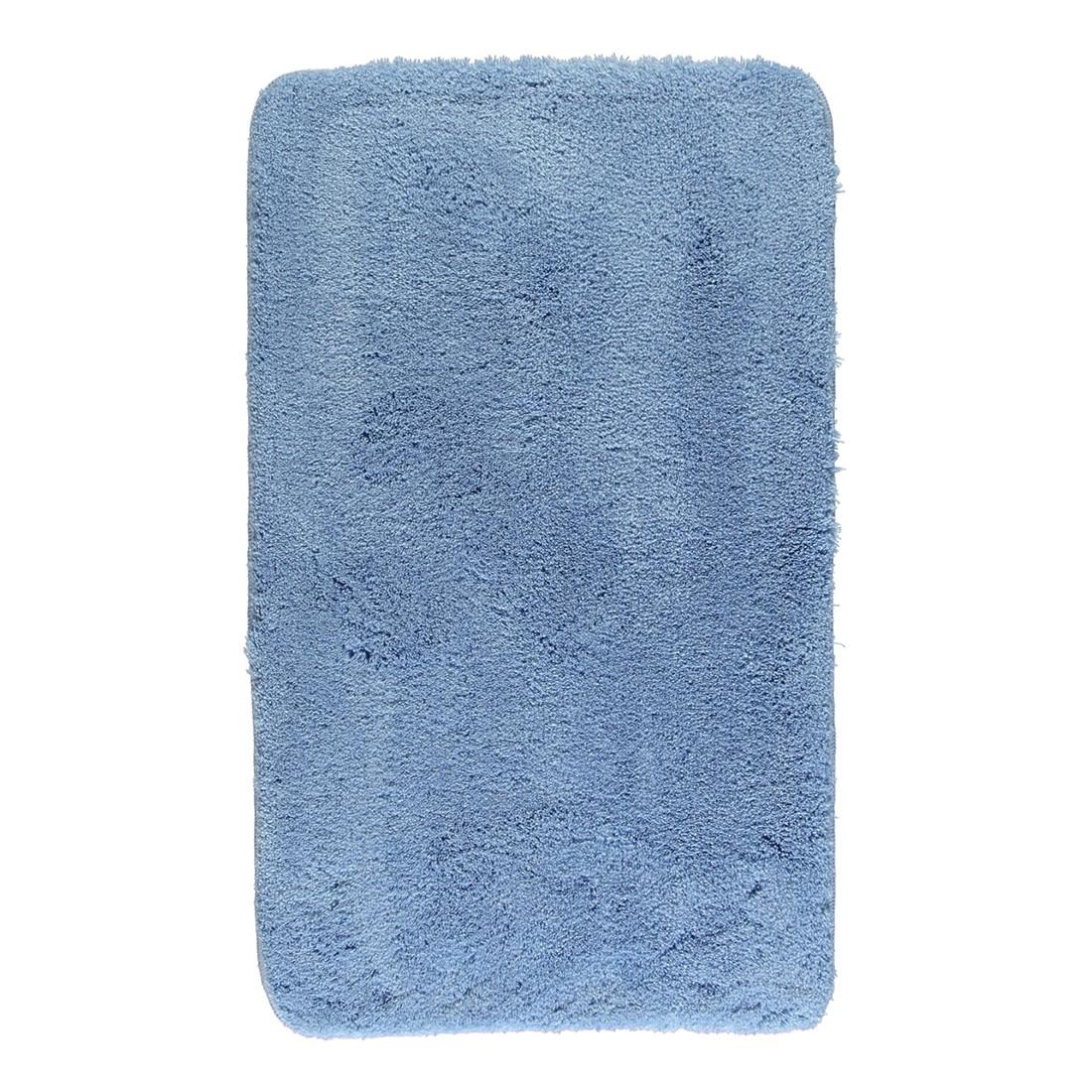 Badteppich Relax - 100% Polyacryl Azur - 723 - 50 x 80 cm, Kleine Wolke