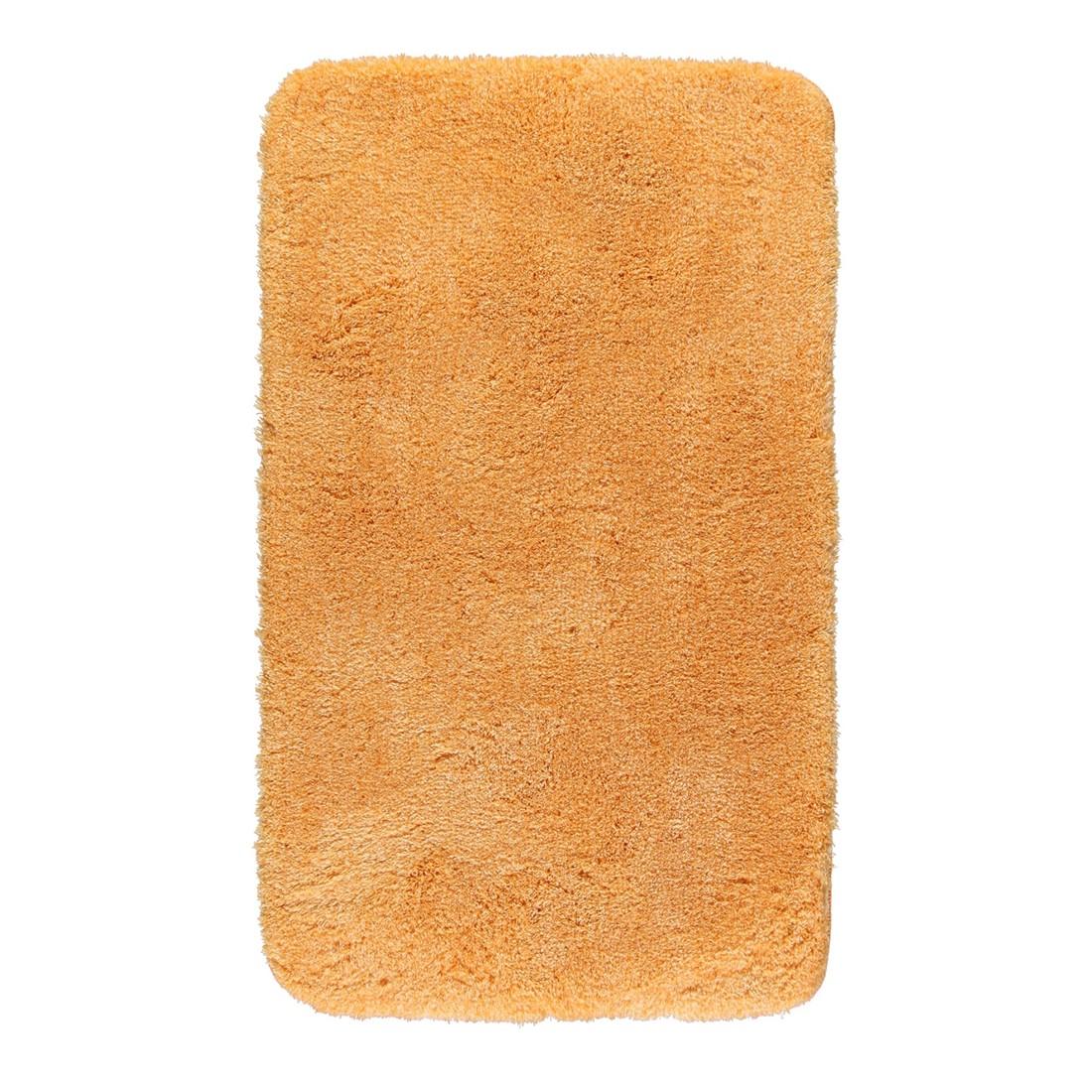 Badteppich Relax – 100% Polyacryl Pfirsich – 322 – Toilettenvorlage: 55 x 55 cm, Kleine Wolke günstig online kaufen