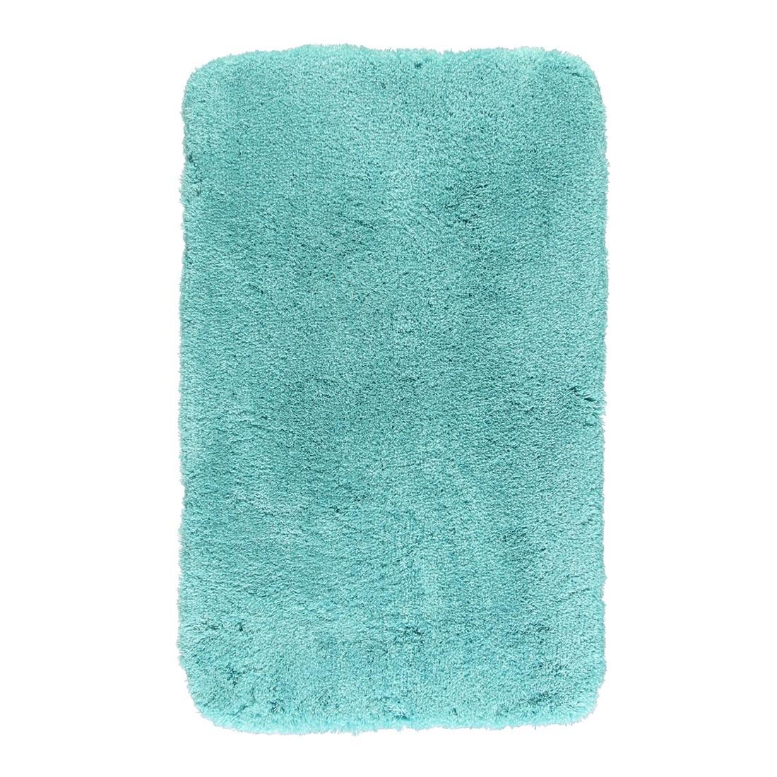 Badteppich Relax – 100% Polyacryl Türkis – 672 – 50 x 80 cm, Kleine Wolke jetzt kaufen