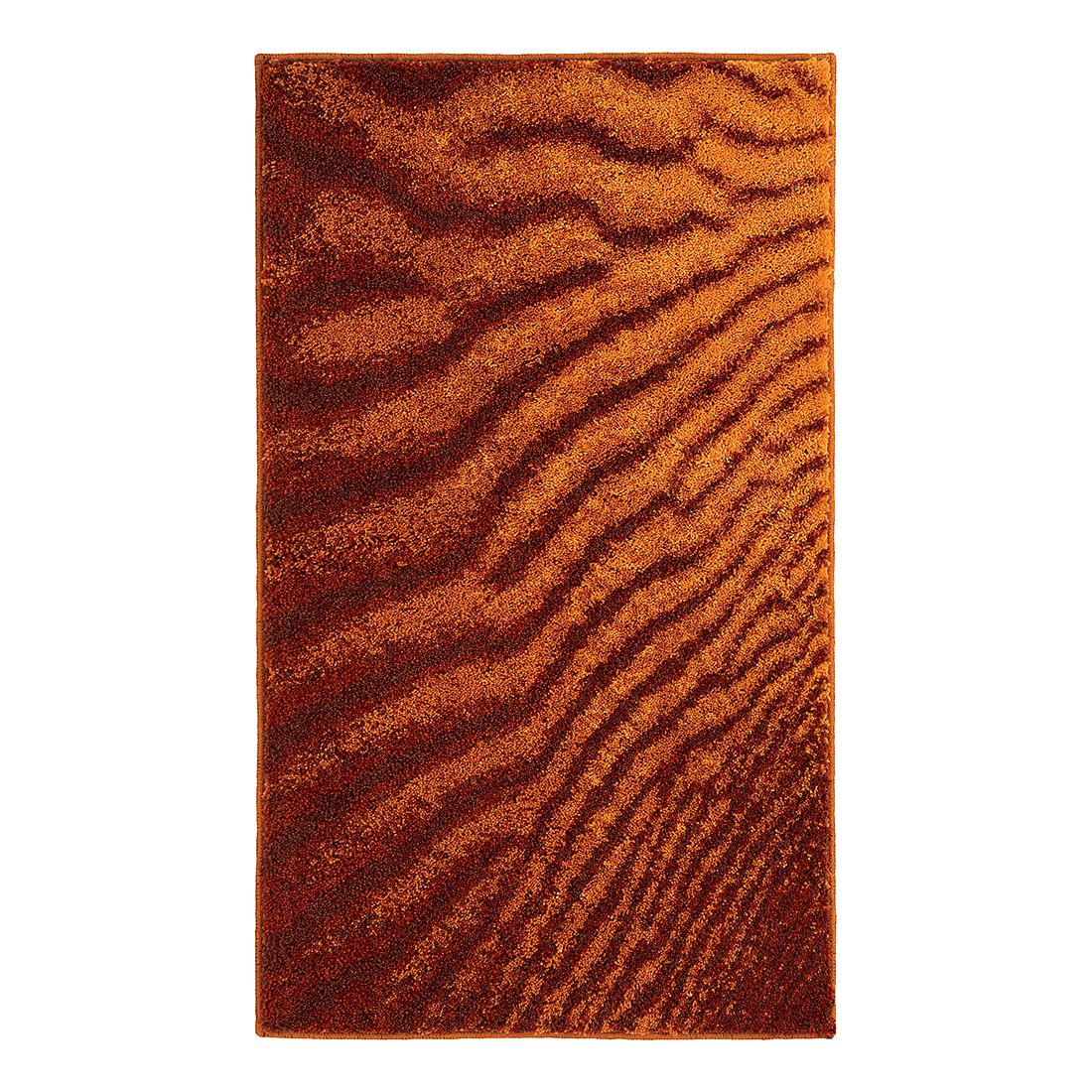 Badteppich Sahara – Terrakotta – WC-Vorlage: 60 x 50 cm, Grund jetzt kaufen