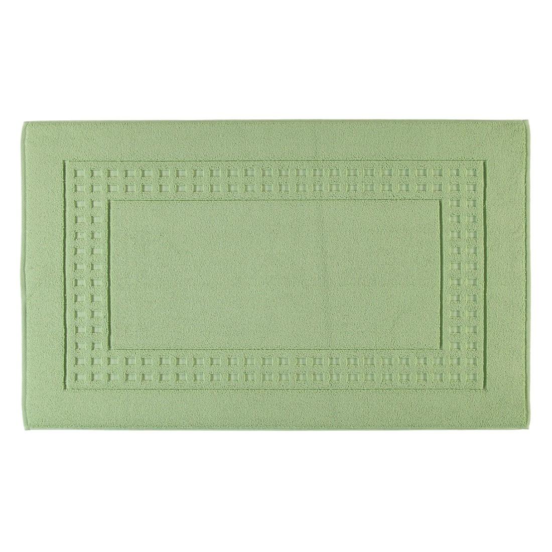 Badteppiche Country Style – Baumwolle – Smoke Green – 67×120 cm, Vossen bestellen